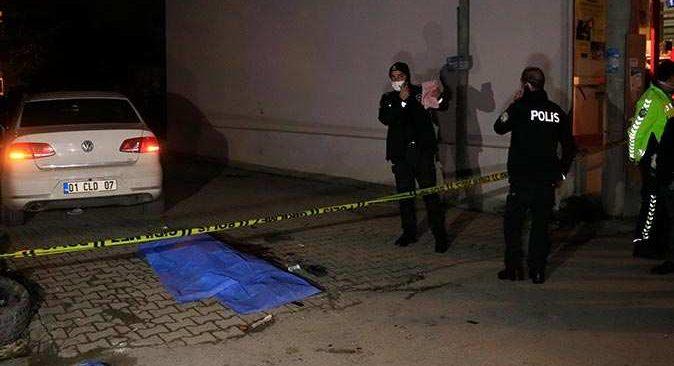 Adana'da feci kaza! Motosiklet sürücüsü hayatını kaybetti