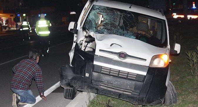 Kemer'de feci kaza! Kalbi duran genci sağlık ekipleri hayata döndürdü