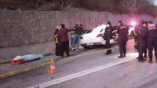 Düzce'de feci kaza: 3 ölü, 11 yaralı