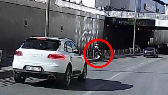 Motosiklet kullanırken bayılan kadın ölümden döndü! Yaşadığı o anları anlattı...