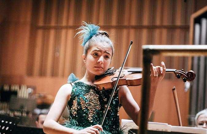 14 yaşındaki Elif Antalya'nın gururu oldu