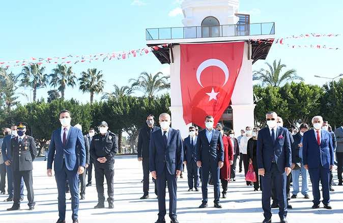 Başkan Topaloğlu: 'Türk ordusu 7 düvele meydan okudu'