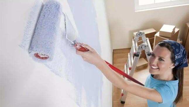 Evinizi boyatırken bir kez daha düşünün...