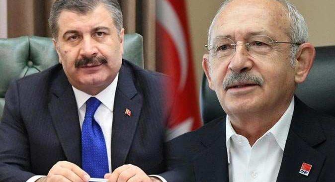SON DAKİKA! Bakan Fahrettin Koca'dan Kılıçdaroğlu'na aşı yanıtı
