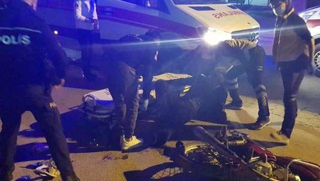 Antalya'da cezaevinden çıktı dehşet saçtı
