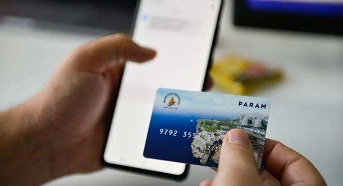 Muratpaşa Belediyesi'nde 9 bin 713 kart yenileriyle değiştirildi