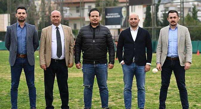 Konyaaltı Belediye Spor Kulübü'nün yeni başkanı Ramazan Karabulut oldu