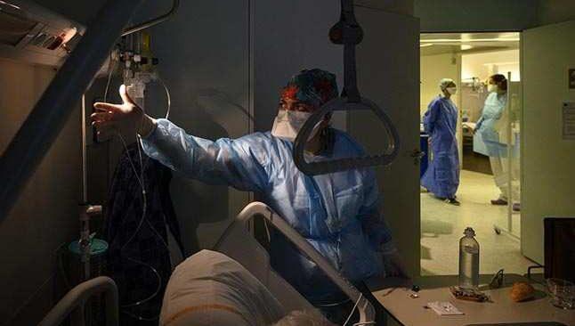8 Mart 2021 Pazartesi Türkiye'nin Koronavirüs Tablosu