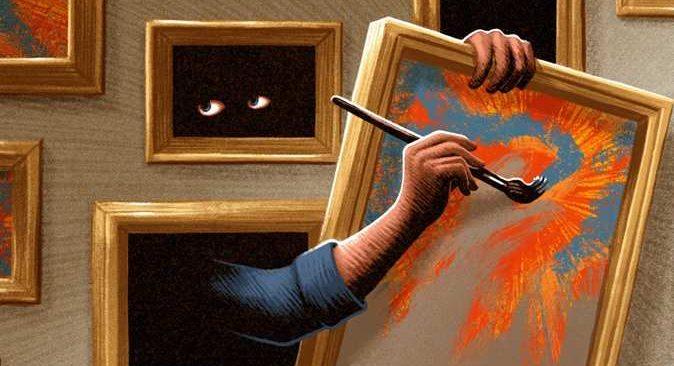 Sanat piyasasının yüzde 30'u sahte eserlerden oluşuyor