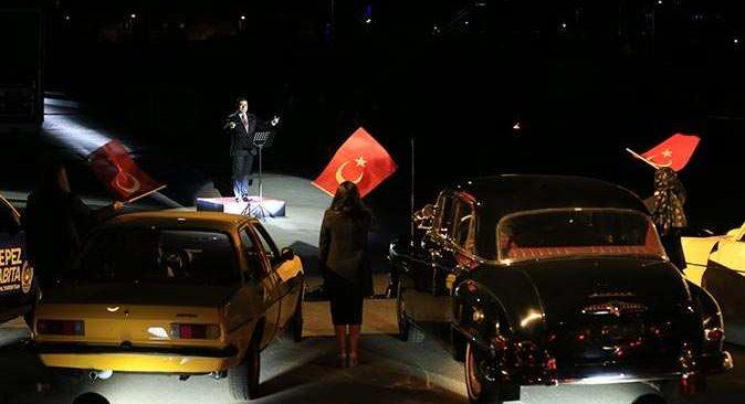 Antalya'da İstiklal Marşı'nın milli marş olarak kabul edilişinin 100'üncü yılına özel klip