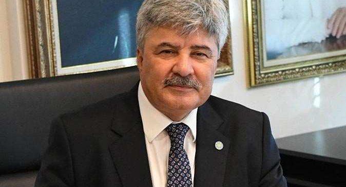 İYİ Parti Genel Başkan Yardımcısı Metin Ergun koronavirüse yakalandı
