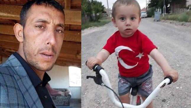 Çocuk katilinden iğrenç itiraf: Alperen'i, annesi ile gömdük
