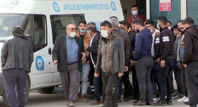 Melek El Ubeyd'in cenazesi morgdan alındı