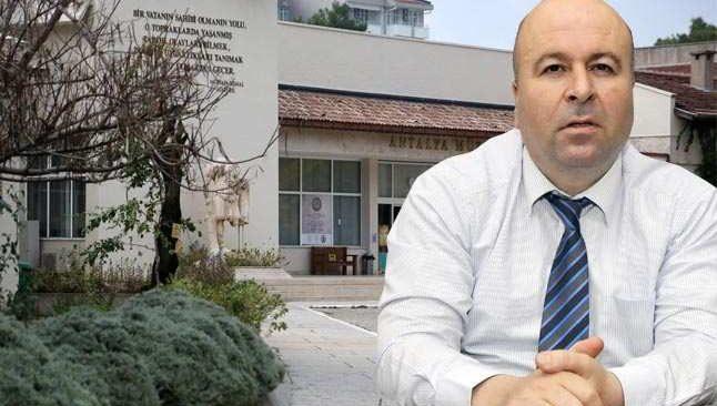 Antalya Müzesi Müdürü Demirel görevine geri döndü