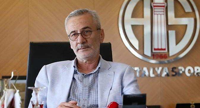 Antalyaspor Başkanı Mustafa Yılmaz duyurdu: UEFA Kulüp Lisansı sorunu çözüldü