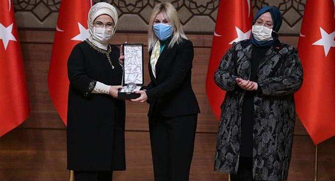Akdeniz Üniversitesi'ne gururlandıran ödül