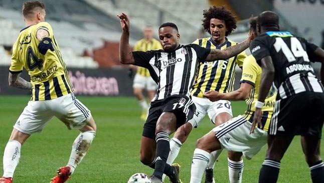 Beşiktaş şampiyonluk yolunda avantajı tepti