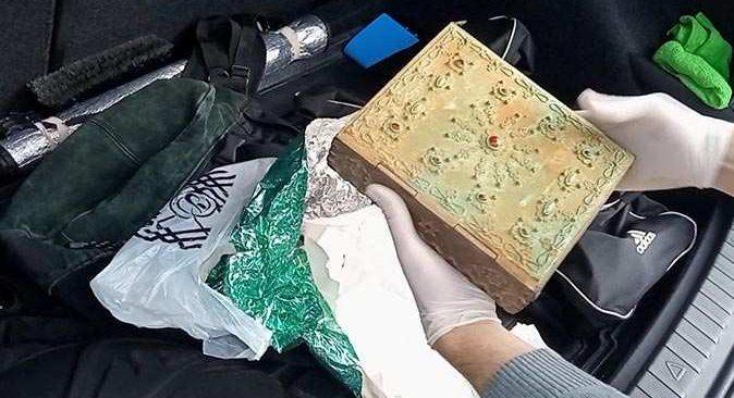 Antalya'dan Samsun'a götürülürken yakalandı! Değeri tam 1.5 milyon lira