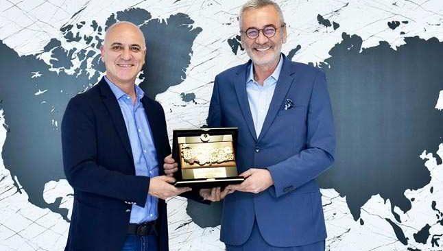 Antalya OSB Başkanı Bahar'dan Antalyaspor'a destek sözü