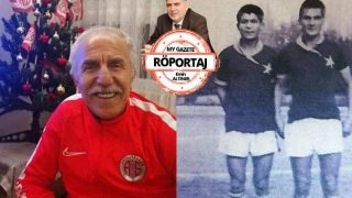 Altmış yılını futbola adamış, bir Antalya aşığı, bir Antalyaspor sevdalısı, Orhan Gülmez…