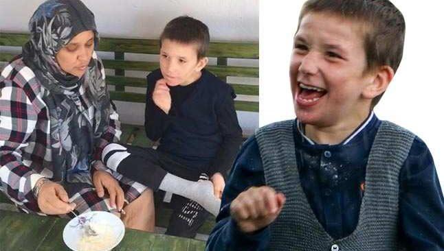 Antalya'da otizmli oğluna bakmak için izin kullandı! Amirinden hakarete uğradı