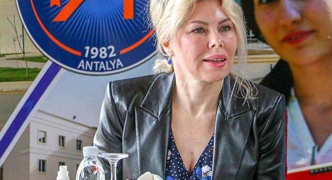 Prof. Dr. Özlenen Özkan: Antalya kırmızıya dönebilir