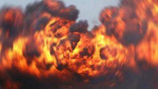 Mogadişu'da patlama meydana geldi