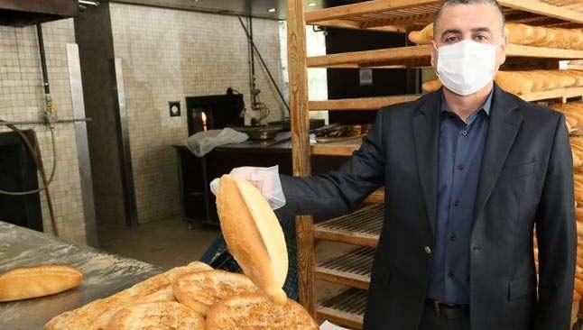 Antalya'da ekmeğe zam kararı!