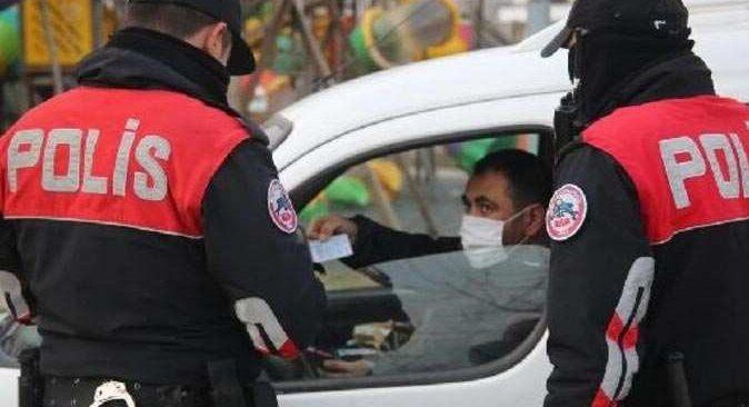 81 ilde 'Huzurlu Sokaklar ve Narkotik Suçları Uygulaması' Bin 373 kişi yakalandı