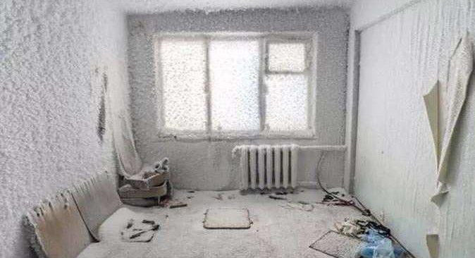 Hava sıcaklığı eksi 50'ye düştü, herkes şehri terk etti! İşte Rusya'daki hayalet şehir