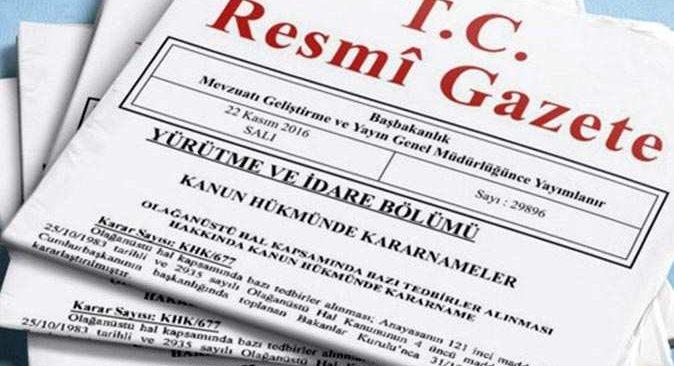 Resmi Gazete'de yayımlandı! Türkiye, İstanbul Sözleşmesi'nden ayrıldı