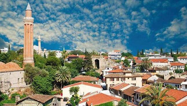 1 Mart 2021 Pazartesi Antalya hava durumu