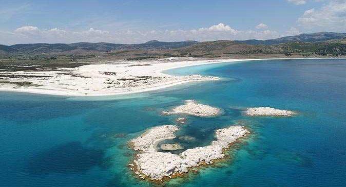 Salda Gölü için UNESCO'ya başvuru yapıldı