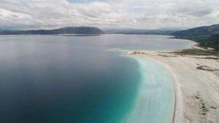Salda Gölü'nün UNESCO Doğal Miras Listesi'ne alınması için çalışma başlatıldı