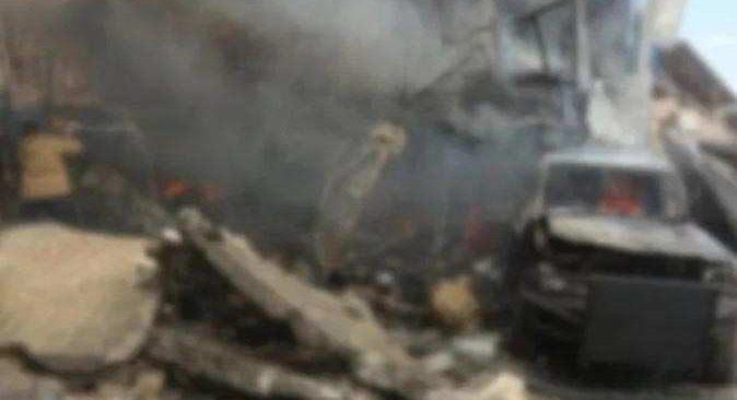 Afganistan'da bomba yüklü araçla saldırı! Çok sayıda ölü ve yaralı var