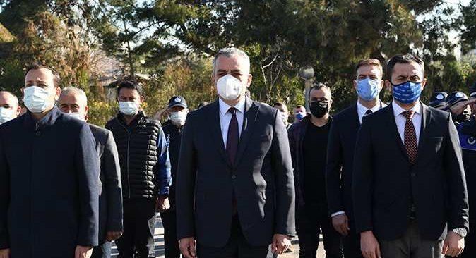 Konyaaltı Belediye Başkanı Esen'den Çanakkale mesajı