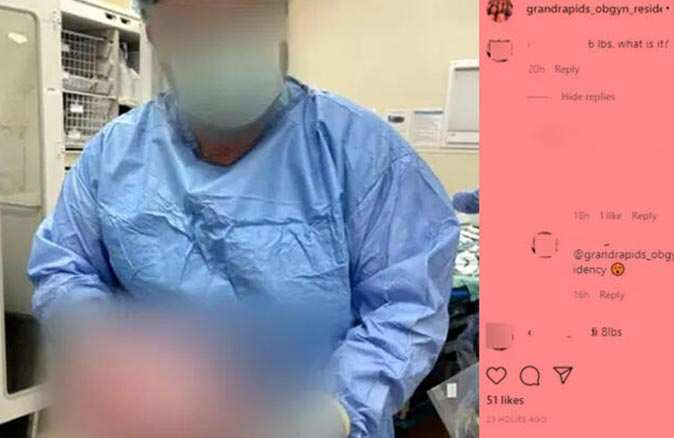 ABD'de doktorlardan skandal paylaşım! Soruşturma başlatıldı