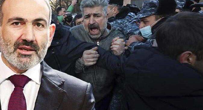 Paşinyan, Genelkurmay Başkanı Onik Gasparyan'ı ikinci kez görevden aldı!