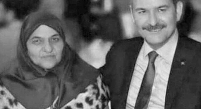 SON DAKİKA! İçişleri Bakanı Süleyman Soylu'nun annesi hayatını kaybetti