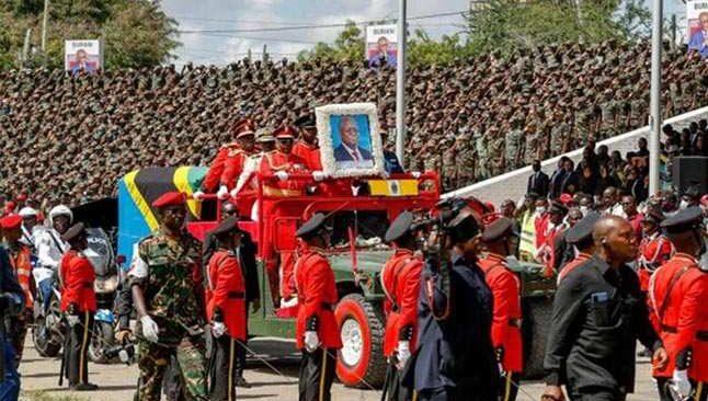 Tanzanya'da facia: 45 kişi ezilerek can verdi!
