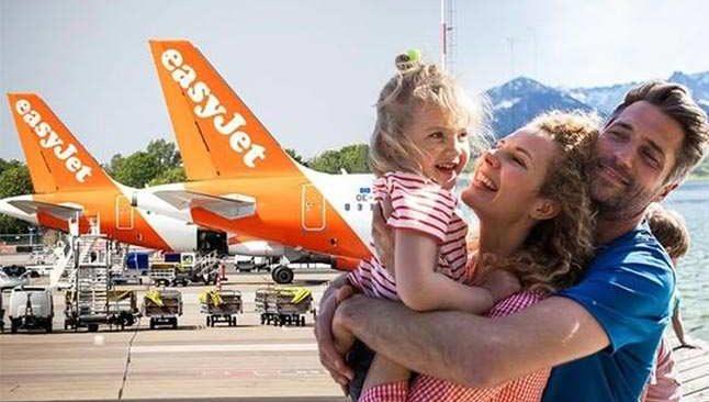 Easyjet Holidays, İngilizlere Türkiye tatili sunacak