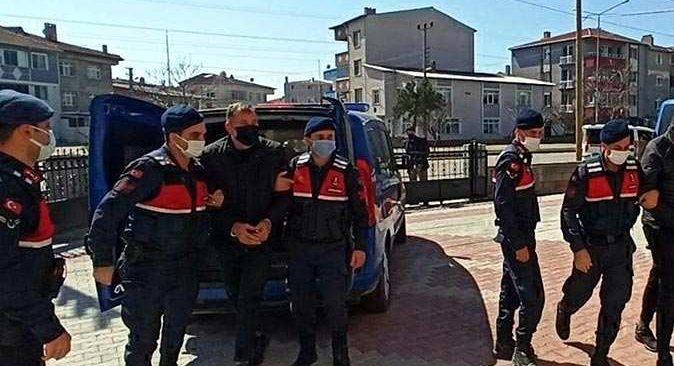 Tekirdağ'da öldürdüğü kadını tarlaya gömmüştü! Tutuklandı