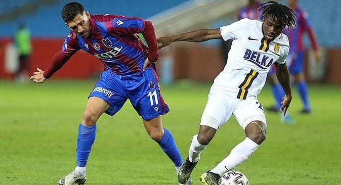 Trabzonspor Ankaragücü'nü farklı mağlup etti