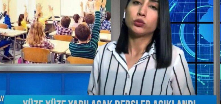 Türkiye Gündemi – Hangi dersler yüz yüze yapılacak?