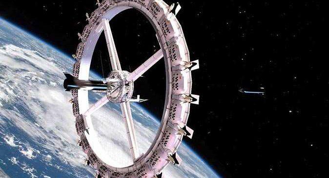 2027 yılında açılacak ilk uzay otelinin konaklama ücreti belli oldu