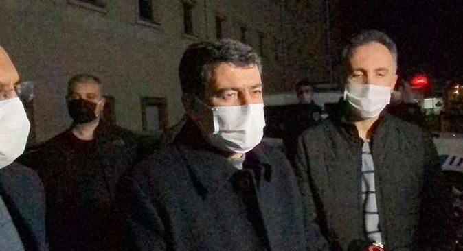 Ankara Valisi Vasip Şahin hastaneye kaldırıldı