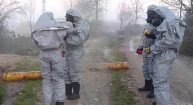 Sakarya'da AFAD ekiplerini harekete geçiren olay