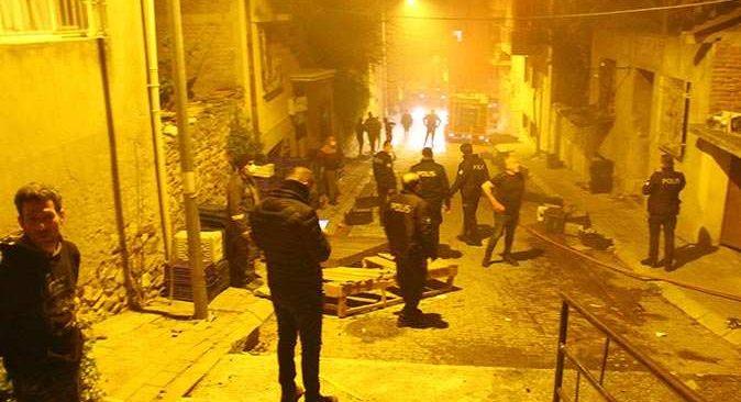Aydın'da sokaktaki 6 evi ateşe verdi! Evler kullanılmaz hale geldi