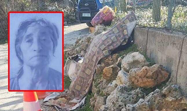 Antalya'da yaşlı kadın yol kenarında ölü bulundu