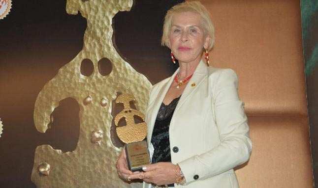 Prof. Dr. Havva İşkan Işık'a 'Jale İnan Yılın Kadını Ödülü'